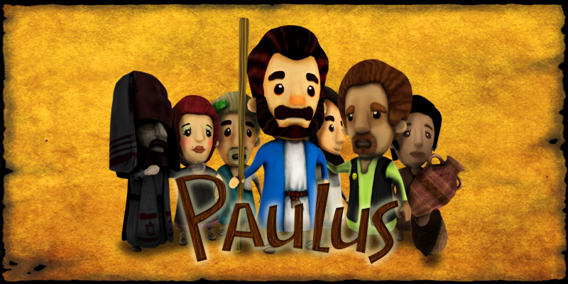 Saint Paul - Educational game