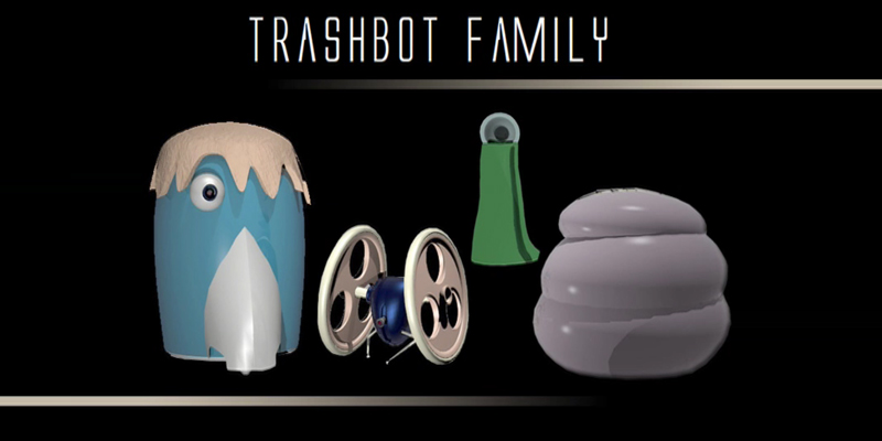 TrashBot Family